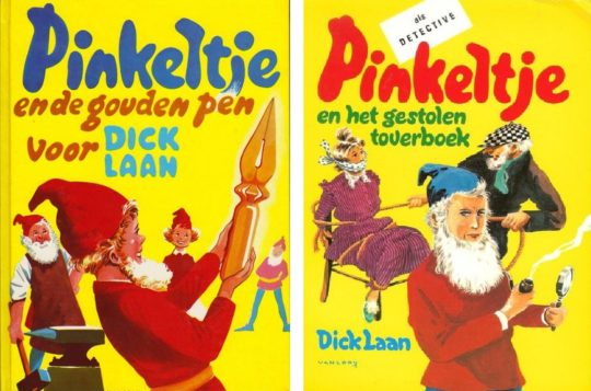Pinkeltje-boeken