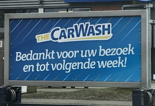 The CarWash Oss